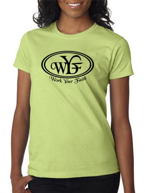WYF Fitted Tshirt....... (item #163)