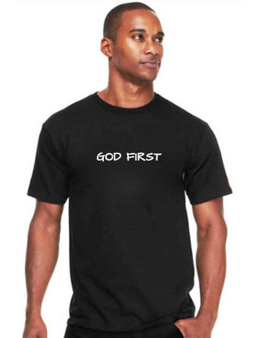 God First unisex Tee