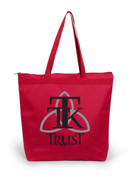 TRUST Basic Tote Bag (item #137)