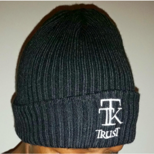 TRUST Knit Hat, Unisex 6
