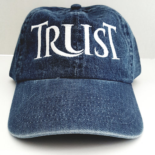 TRUST Denim Hat