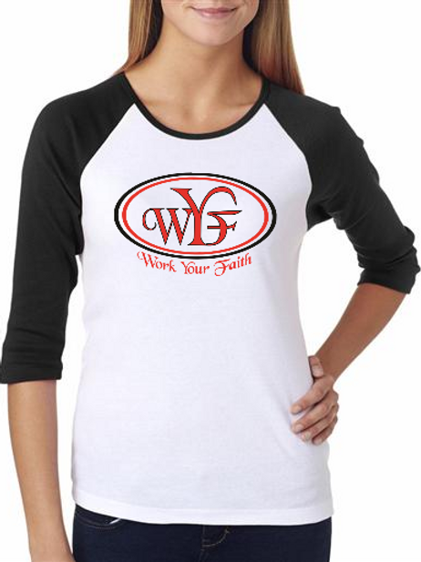 WYF Baseball Tshirt...... (item #164)