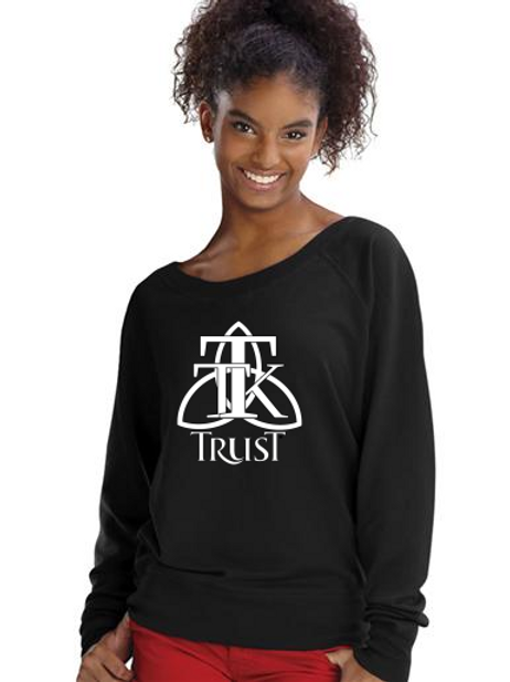 TRUST Light Weight Scoop Long sleeve (item #140)