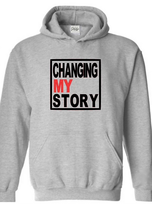 Changing My Story Hoodie