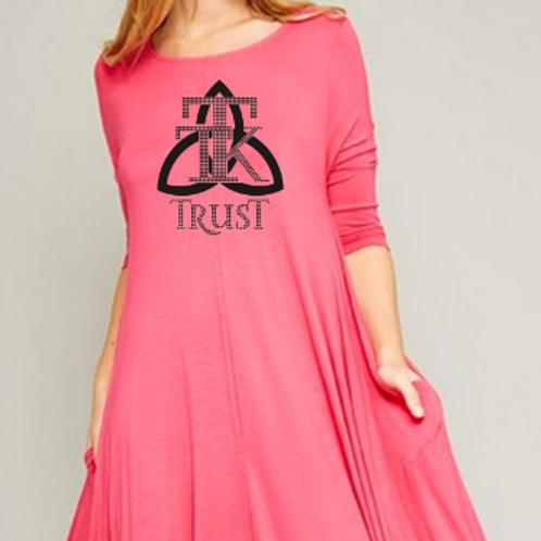 TRUST Flowy Dress