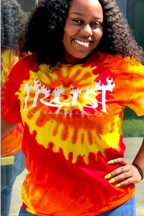 TRUST and Never Doubt Tie Dye (unisex)