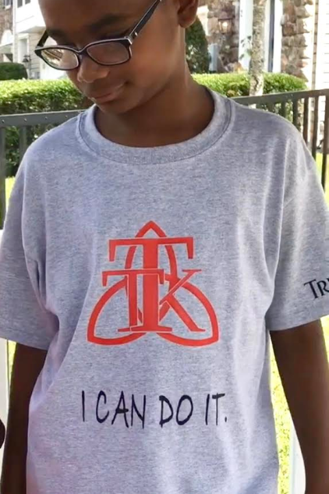 I CAN DO IT. TRUST Tee