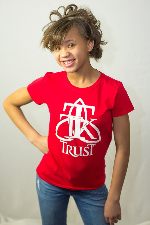 TRUST Fitted Tshirt....... (item #92)