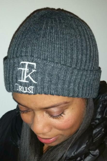 TRUST Knit Hat, Unisex 4