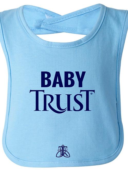 Baby TRUST Jersey Bib