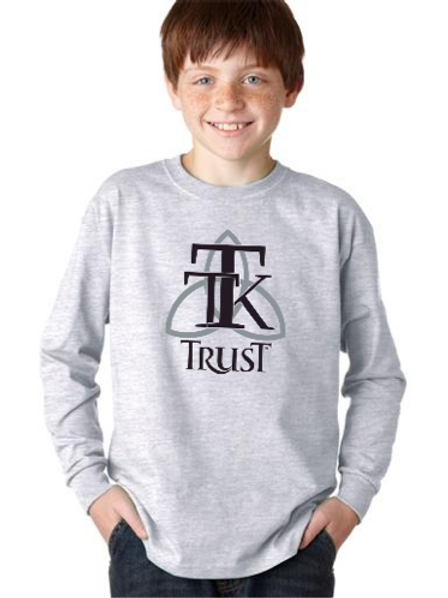 TRUST Youth Long Sleeve Tee