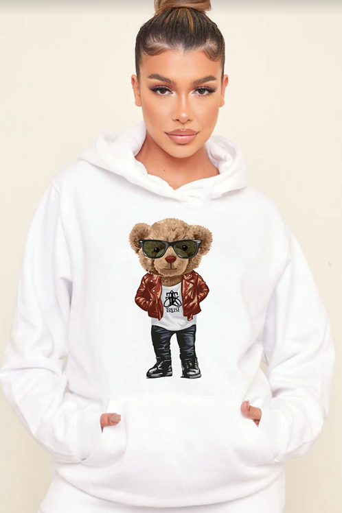 TRUST BEAR Hoodie (unisex)