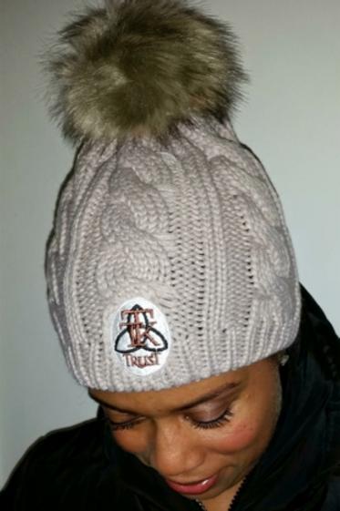 TRUST Knit Hat