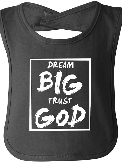 Dream BIG Trust GOD Jersey Bib