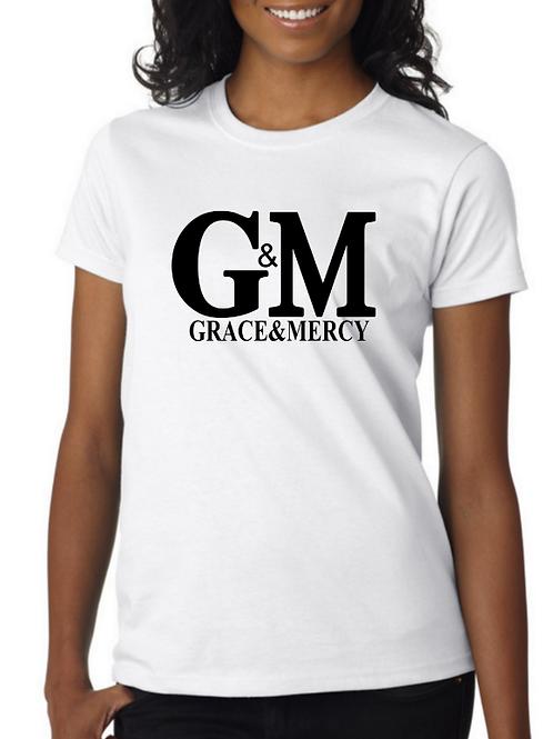 G&M - Ladies Grace & Mercy Tee