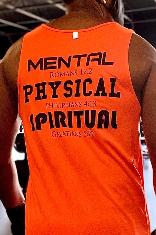 Mental, Physical, Spiritual Tank