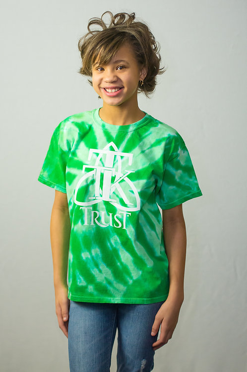 TRUST Unisex Tie Dye Tshirt (item #93)