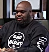 The Book of John Gray, Pastor John Gray endorses Trust by Tony & Keisha, John Gray, Pastor of Relentless Church To GOD be the GLORY