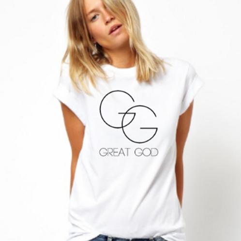 GREAT GOD Tee (unisex)