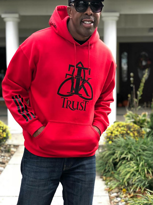 TRUST - To God Be The Glory Hoodie (UnisexTHE BOOK OF JOHN GRAY)