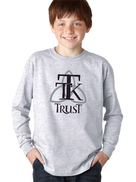 TRUST Unisex Long Sleeve Tshirt (item #97)