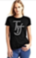 Studded TYJ THANK YOU JESUS T-shirt