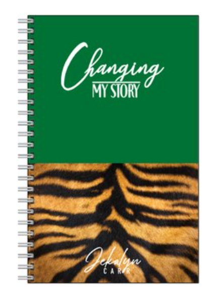 Changing My Story Diary