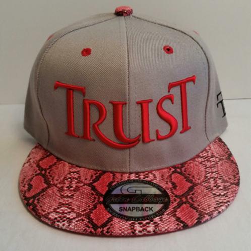 Men's TRUST Snapback Hat Style# 16