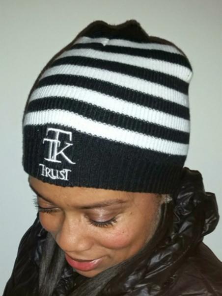 TRUST Knit Hat, Unisex 2