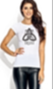 Rhinestone & Glitter TRUST T-shirt
