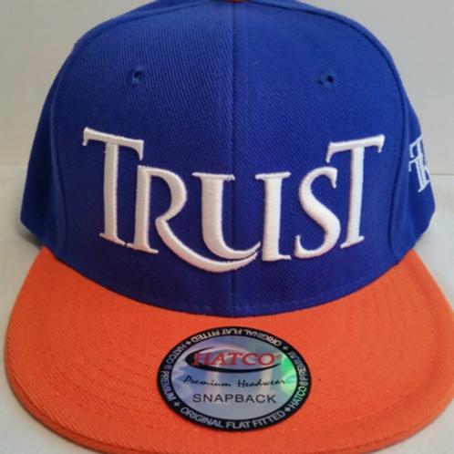Men's TRUST Snapback Hat Style# 18