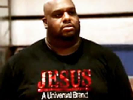 JESUS A UNIVERSAL Brand T-shirt