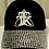 Thumbnail: TRUST Monogrammed Rhinestone Hat