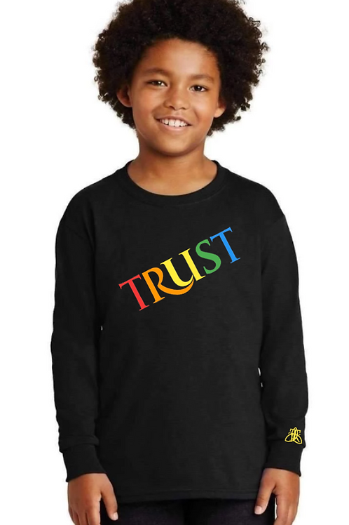 TRUST COLORS Long Sleeve Youth