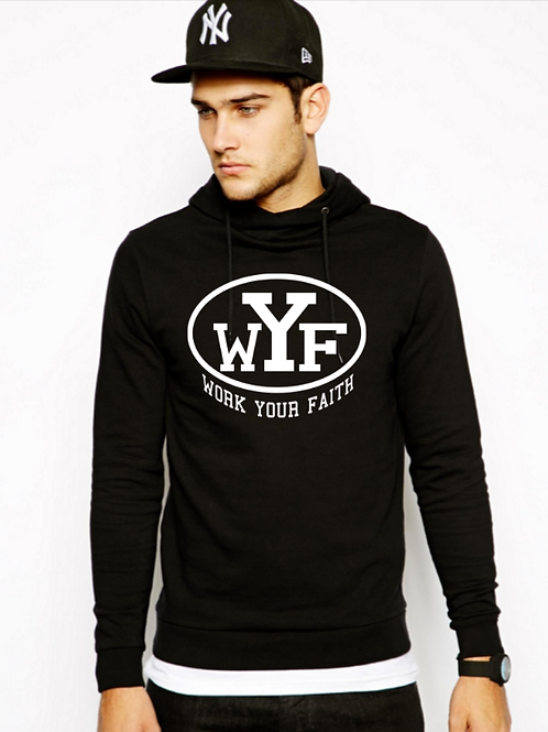 WYF-Work Your Faith Hoodie