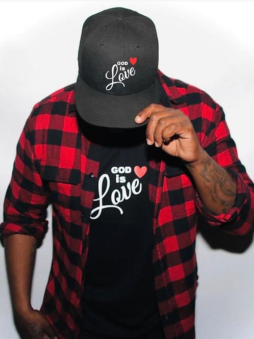 GOD IS LOVE Tee (Unisex)