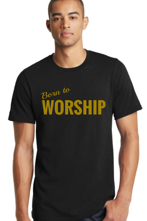 Born to Worship (Unisex)