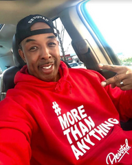 GET YOUR HOODIE! #morethananything