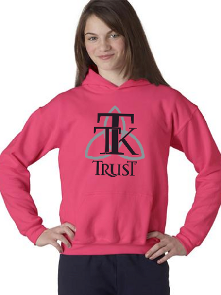 Girl's TRUST Youth Hoodie