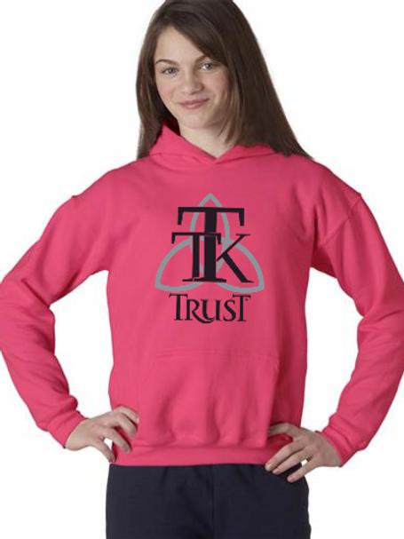 Girl's TRUST Youth Hoodie