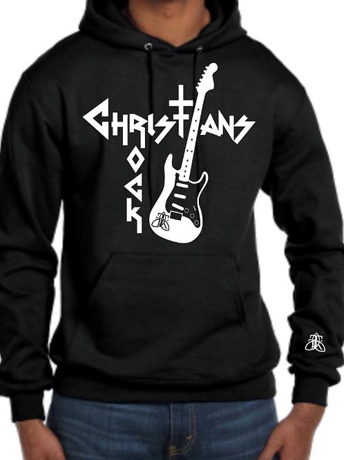 Christian's Rock Guitar Hoodie