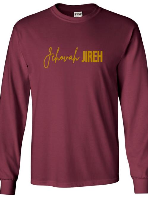 Jehovah JIREH Long Sleeve T-shirt