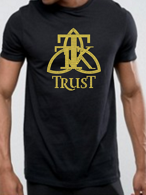 TRUST Gold Studded (THE BOOK OF JOHN GRAY)