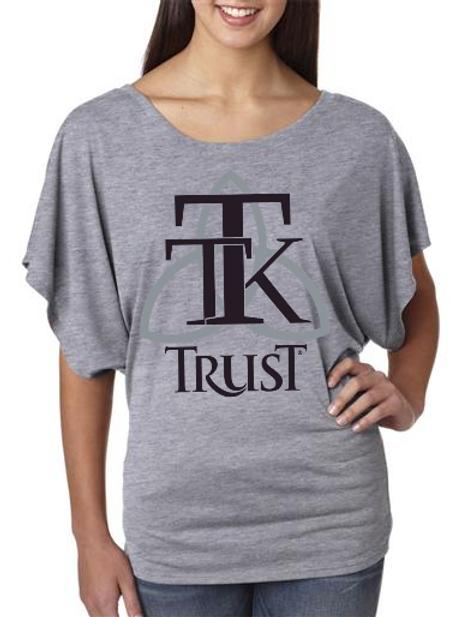 TRUST Flowy Tshirt...... (item #37)