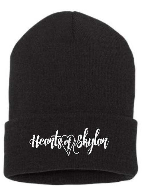 Hearts of Skylar Beanie Hat
