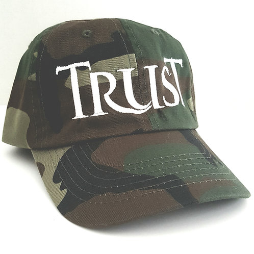 TRUST Camo Hat