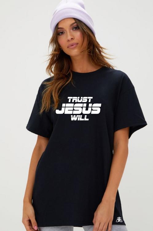 TRUST JESUS WILL (unsiex)