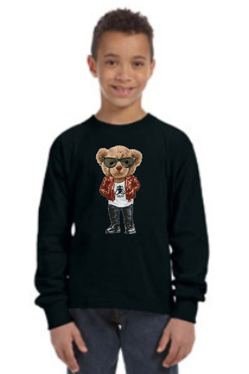 Youth TRUST BEAR Sweatshirt