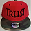 Thumbnail: Men's TRUST Snapback Hat Style# 08