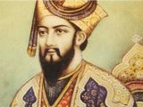 Portrait of Babur